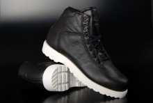 Adidas Originals Adi Navvy Boot Black Retro Stiefel