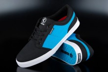 Kustom Sneaker Remark Black Blue