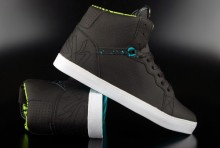 Osiris Schuhe Grounds Black Risk Tag Sneaker